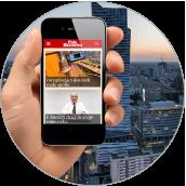 """Rok: 2014 - Nowe aplikacje """"PB"""" na urządzenia mobilne"""