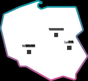 Bonnier Business Polska - Mapa